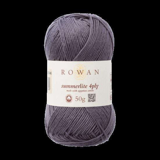 Rowan Summerlite 4 ply - 446 Anchor Grey