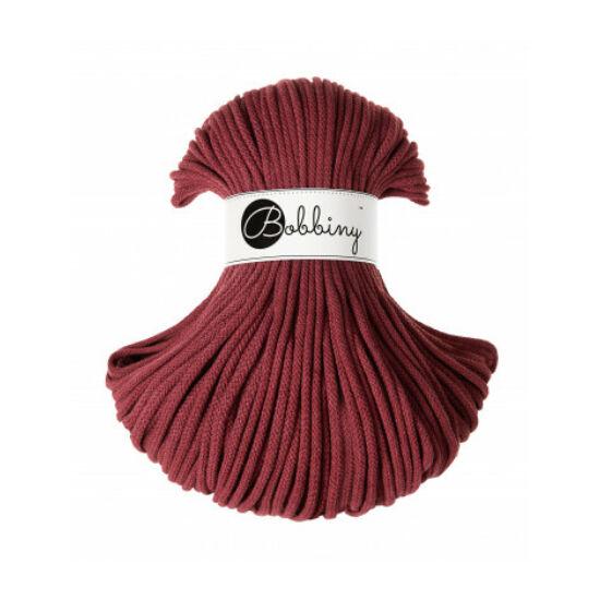 Bobbiny zsinórfonal - 5 mm- 2020 ősz - vadrózsa