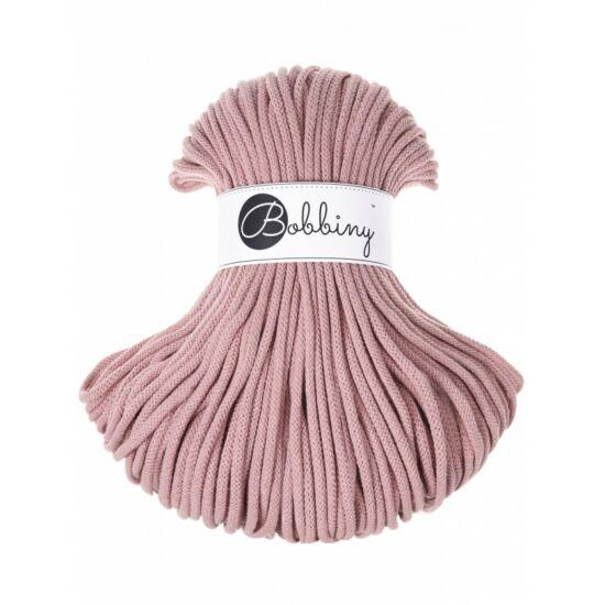 Bobbiny Premium Zsinórfonal 5 mm -  BLUSH - 100 m