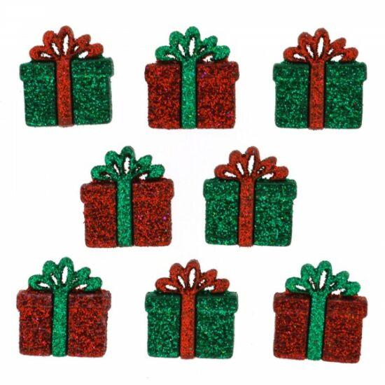 Dress it up - Karácsony - Csillámos ajándékok