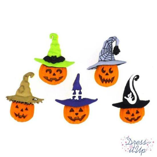 Dress it up Halloween - Jacks in Hats