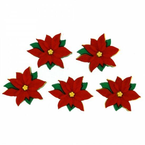 Dress it up - Karácsony - Mikulásvirágok