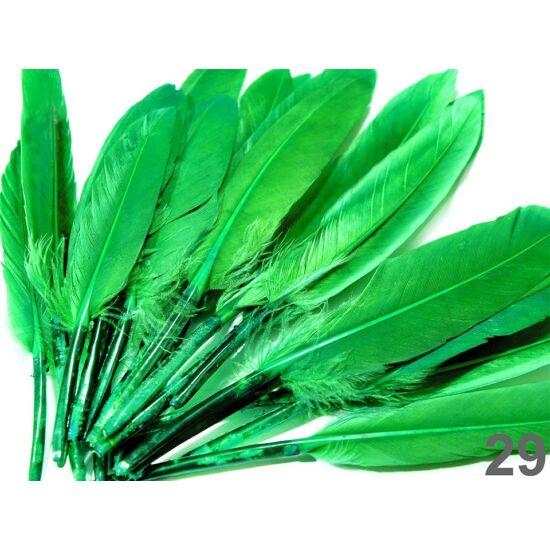 Dísz kacsa toll hossza 9-14 cm - Ír zöld