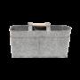 Kép 1/3 - Hemingway Delux filc füles táska