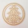 Kép 2/2 - Horgolható fa alap KARÁCSONY - Karácsonyfa