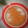 Kép 1/2 - Horgolható fa alap KARÁCSONY - Karácsonyfa